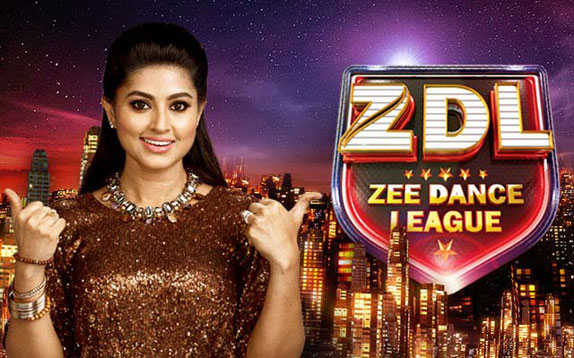 11-11-2017– Zee Dance League Grand Finale  - Zee Tamil Show