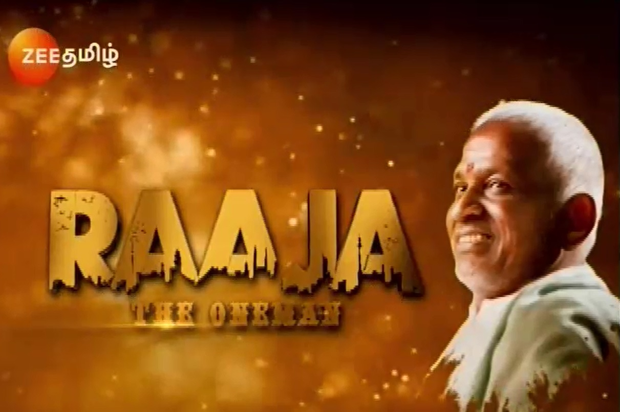 Raja - The One Man Zee Tamil Show
