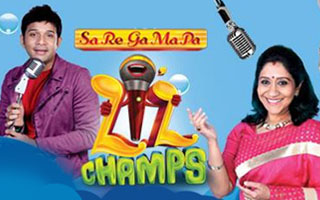 13-05-2018- Sa Re Ga Ma Pa Little Champs- Zee Tamil Show