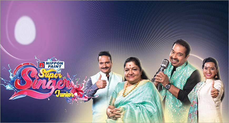 20-04–2019 - Super Singer Juniors