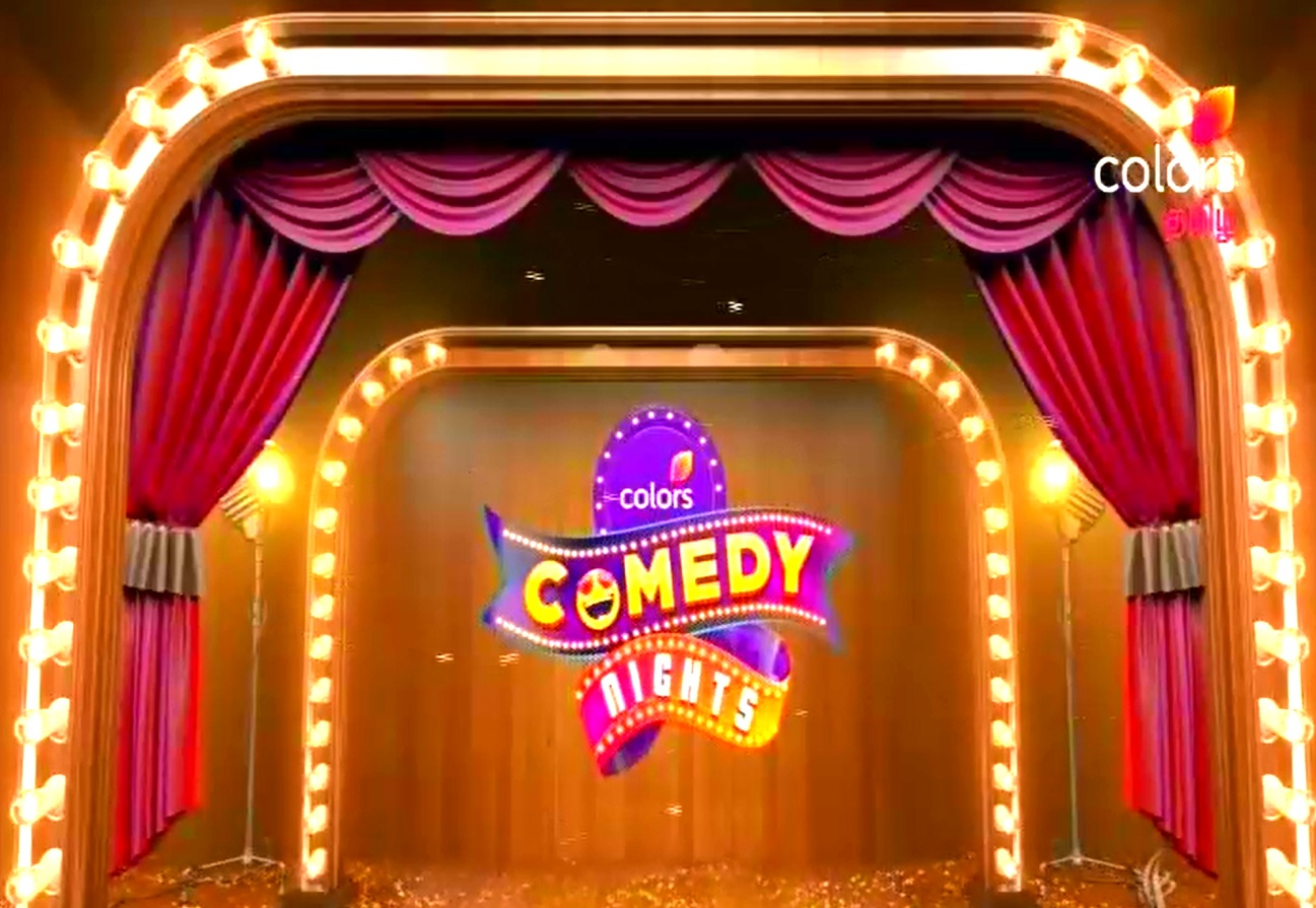 23-02-2019 - Colors Comedy Nights -Colors Tamil