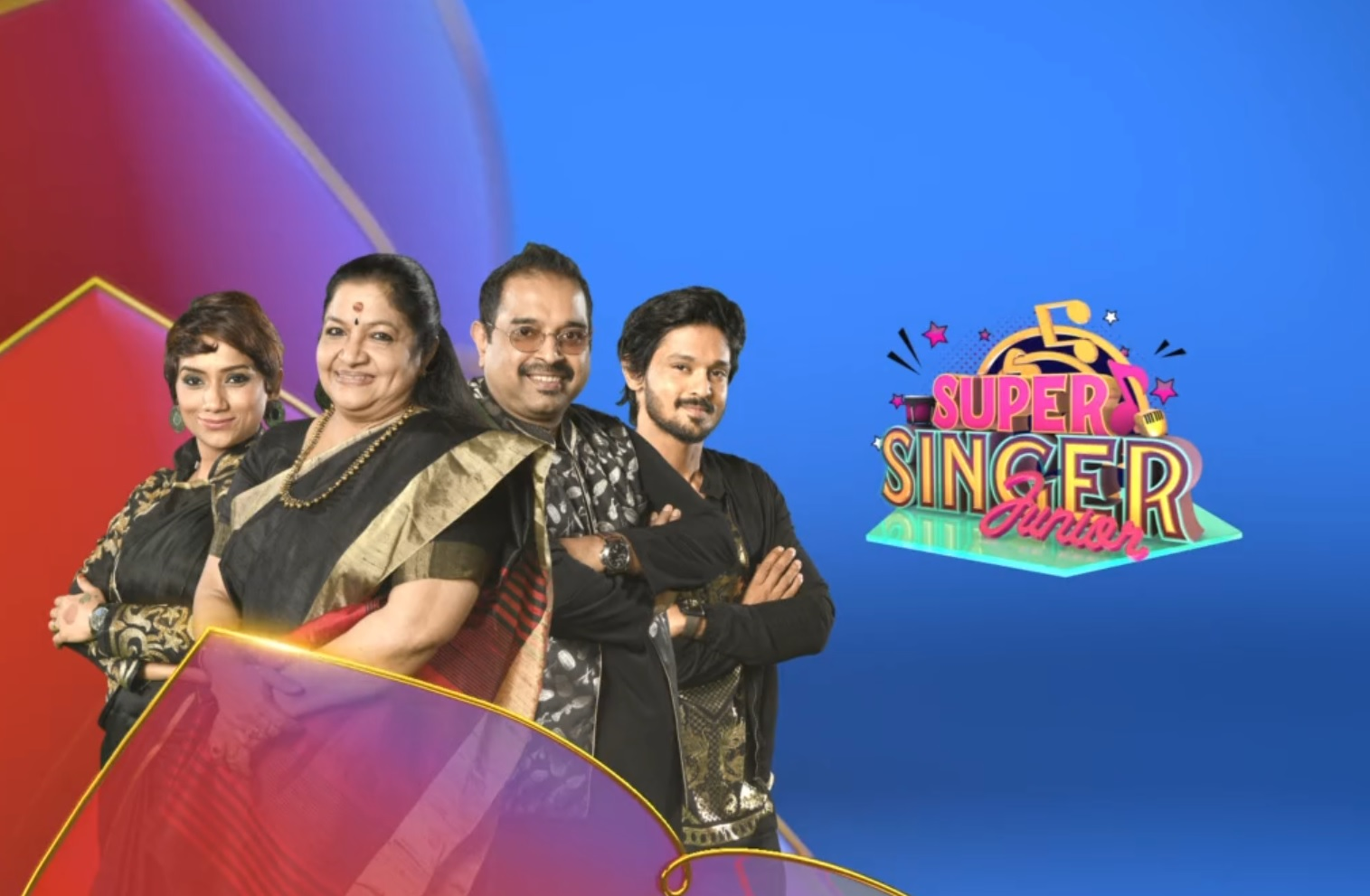 02-08-2020- Super Singer Junior 07 - VijayTv Show